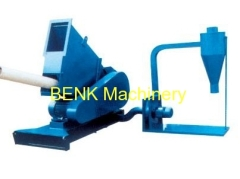 waste plastic pipe crusher