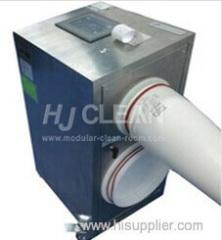 Industrial gloves leakage detecting equipment
