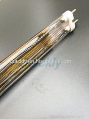 Medium wave quartz infrared heater