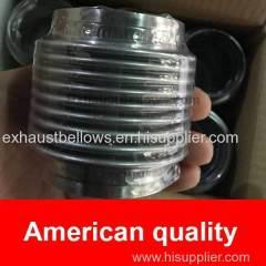 exhaust flex bellows-American quality exhaust flex bellows for manifolds kits