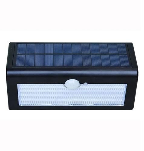 38LED 4400mAh Motion Sensor Waterproof Solar Wall Light