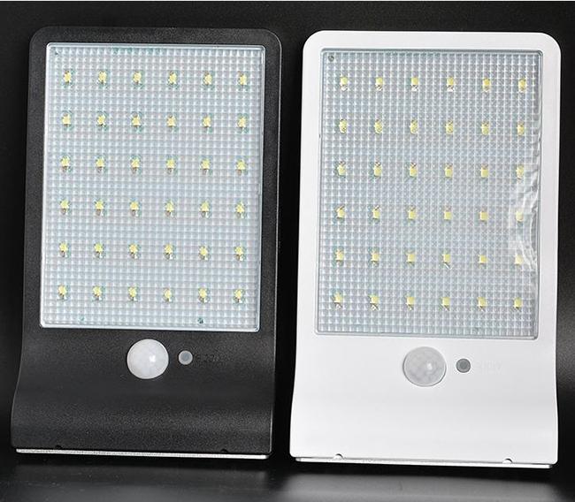 48LED Super Bright Outdoor Solar Wall Light