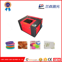 Mini Desktop CO2 Laser cutting engraving machine 40W 60W on sale