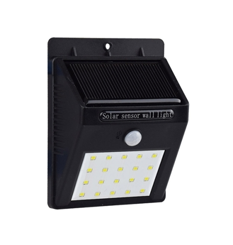 20LED Super Bright Motion Sensor Solar Garden LED Wall Light
