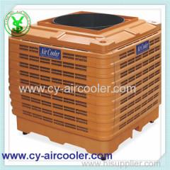 1.1kw 220V /50HZ 18000 m3/h evaporativo air cooler