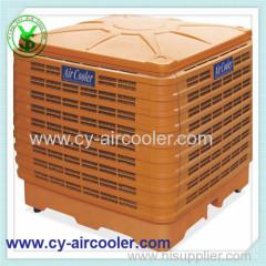 1.1kw 18000 m3/h 240V/50HZ Evaporative industrial air cooler