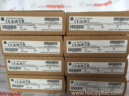 AB 1783HMS4EG8CGN Input Module New carton packaging