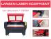 LP-C1610 Auto feeding CO2 Laser cutting machine for fabric cloth lazer engraver