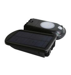 12LED 2200mAh Motion Sensor Outdoor Solar Led Wall Lights