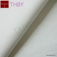 233TC made in China downproof 100% bleached cotton fabric