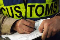 Korean cosmetics export import to china full customs clearance or door to door service