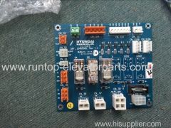Elevator parts Saf board CC-903 PCB for hyundai elevator