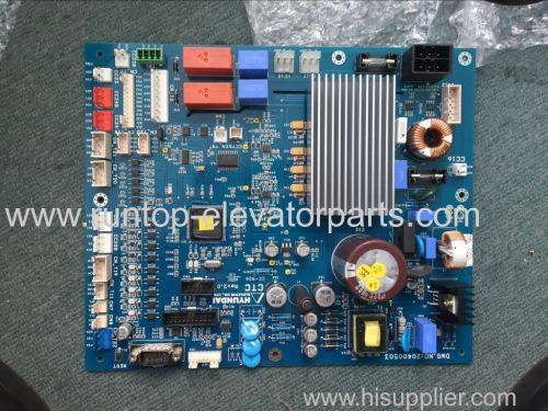 Elevator parts PCB CTC for hyundai elevator