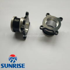Customized high precision aluminum boat hardware