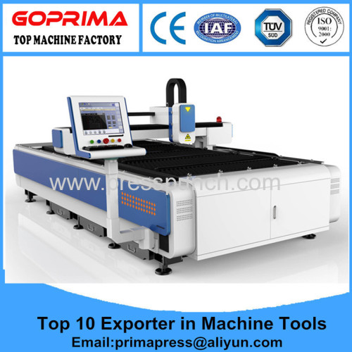 fiber Metal laser cutter from China Factory 500w 1000w 2000w with 3 years warrty