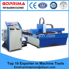 Ching 1530 large format laser cutting machine for stainless steel