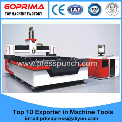 Prima automatic hydraulic steel fiber lase machine for sale