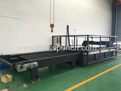 manufacture Cover Exchange Platform metal plate Fiber Laser