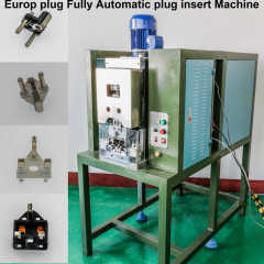 plug insert crimping machines automaticlly