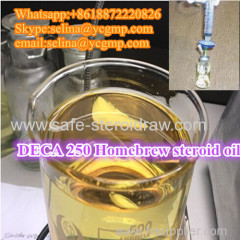 Muscle Enhance Steroid Nandrolone Decanoate 250mg/Ml DECA 250