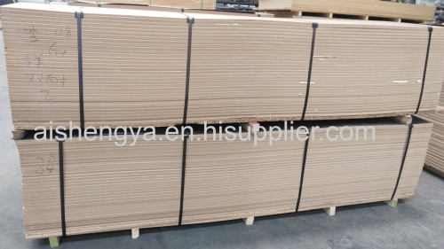 Size can be customed for kinds of wooden sheet we can offer such as MDF HDF Plywood  Particle board and solid wood