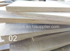 Wood plates MDF Particle board Plywood covered with melamine paper or pvc film