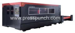 2000W fiber laser cutting machine for stainless