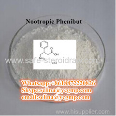 Nootropic Pharmaceutical Raw White Powder Phenibut
