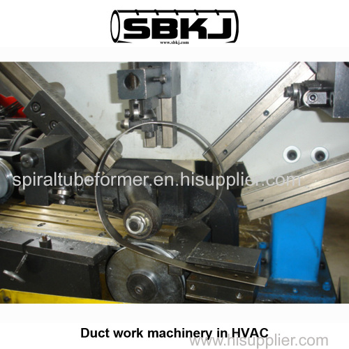 Automatic Spiral Tube former