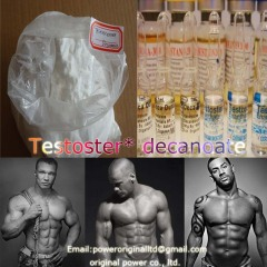 Raw Powder Purity is 98% Testosterone Decanoate Anabolic