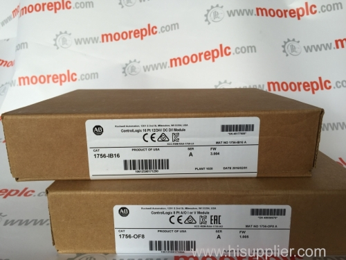 AB 1769IF8 Input Module New carton packaging