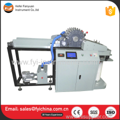 Lab carding machine from China supplier
