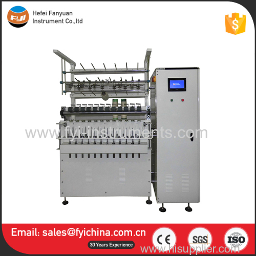 Laboratory Ring Spinning Machine from FYI