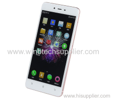 w0052 3G RAM 32G ROM 1300m 2260 5.2inch 4G LTE unlocked phone sim card free fingerprint android phone