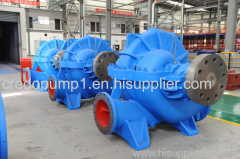 oil double suction pump