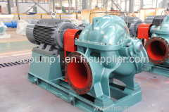 Split Case Pump irrigation