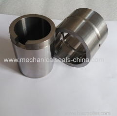 Tungsten carbide bush for pumps
