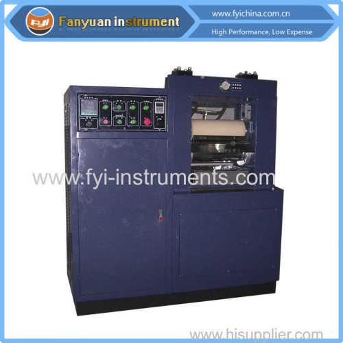Textile Lab Calender Machine
