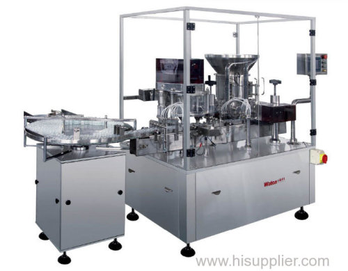 Automatic Pharmaceutical powder filling machine
