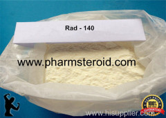 SARMS Raw Powder Rad - 140 Ganancia de Músculo y Masa Magra