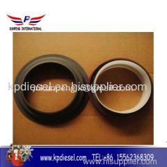 PC300-7 genuine 6742-01-0550 komatsu diesel enigne crankshaft seal