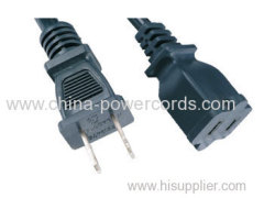 2-Conductor Single-Outlet Extension Cords 15A 125V