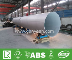 ASME B36.19M stainless steel erw pipe