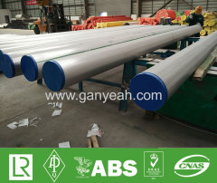 Stainless steel welded tubes for boiler