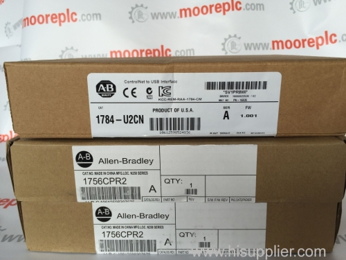 AB 1769L30ERNSE Input Module New carton packaging