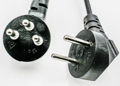 Israel Power Cords with C13 Connector Israel ac power cord