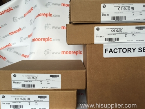 AB 1769OA8 Input Module New carton packaging