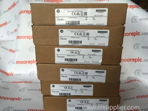 AB 1769OB16 Input Module New carton packaging