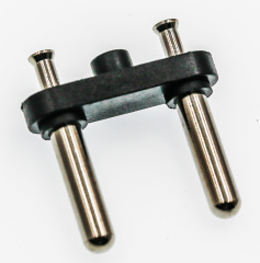 EUROPE VDE PLUG INSERTS 4.8MM