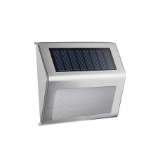 3LED Aluminum Waterproof Garden Solar LED Wall Light